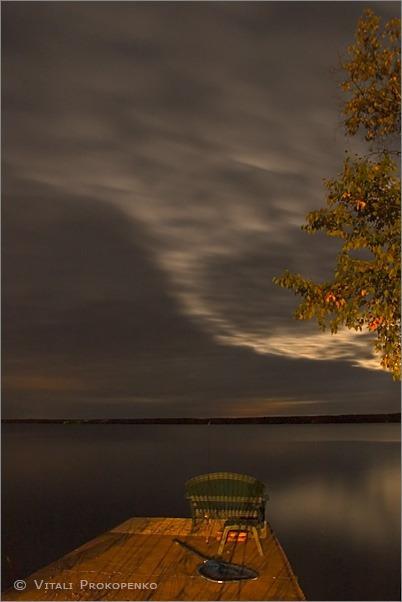 The Night of Fishing